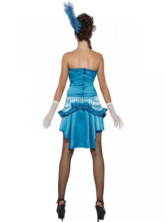 ... +Elegant+Party 1920's Fever Flapper Elegant Lady Fancy Dress Costume